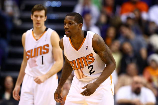 Phoenix Suns' Offseason Involves More Than Huge Eric Bledsoe Decision