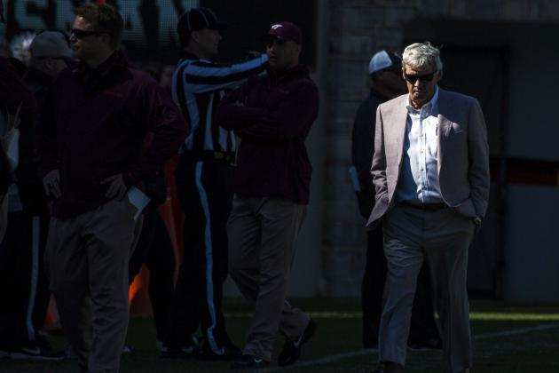 Virginia Tech Football: Week 1 Spring Practice Stock Report