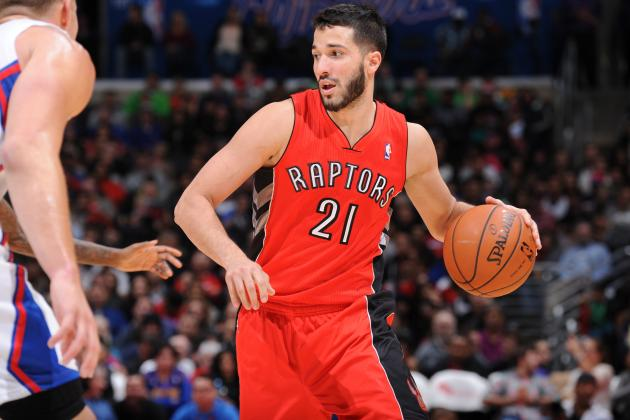Greivis Vasquez Compares Himself to Manu Ginobili, Jason Kidd and Andre Miller