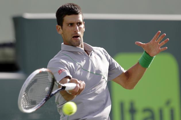 Novak Djokovic's Win over Andy Murray Isn't Tainted by Bad Call
