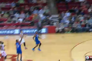Video: Ware Nails Halfcourt Shot at Buzzer