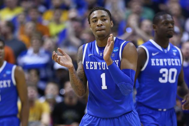 NCAA Bracket 2014: Updated Schedule and Predictions After Day 1 of Sweet 16