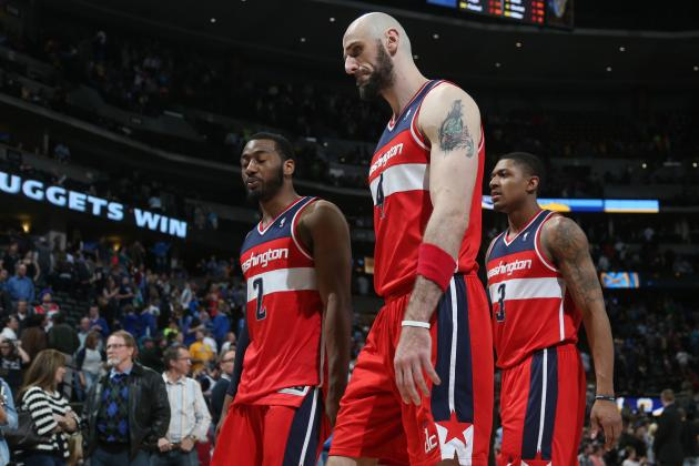 Building the Ideal Playoff Rotation for the Washington Wizards