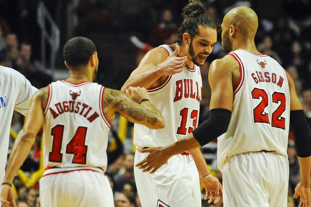 Most Improved Chicago Bulls Players This Season