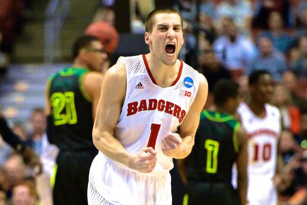 Wisconsin vs. Baylor: Score, Twitter Reaction and More from March Madness 2014