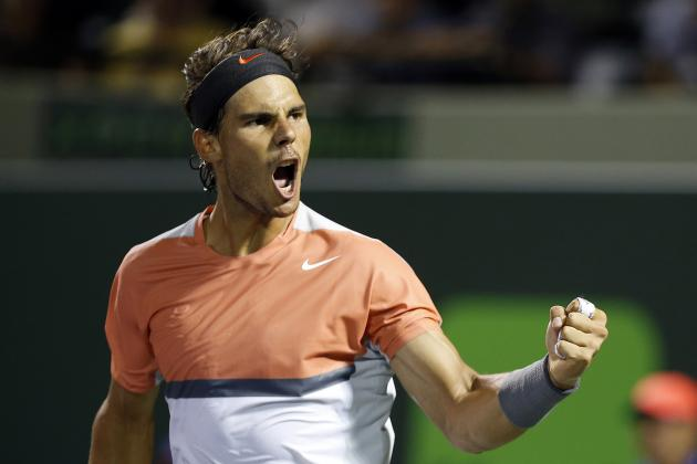 Rafael Nadal vs. Milos Raonic: Score and Recap from 2014 Miami Masters