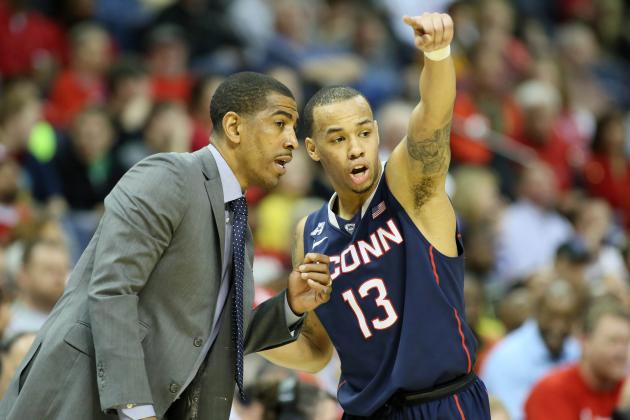 Can Shabazz Napier Pull off a Kemba Walker and Lead UConn to NCAA Tourney Glory?