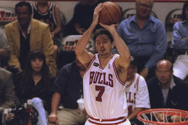 Toni Kukoc a Bulls Model for Nikola Mirotic