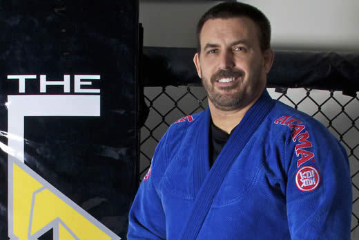 The Fighting Life: The Team Mentality of John Crouch and the MMA Lab
