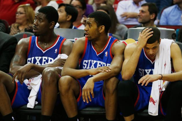 76ers vs. Rockets: Twitter Reacts as Philadelphia Ties Record Losing Streak