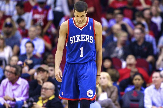Philadelphia 76ers' 26th Straight Loss Ties All-Time NBA Record