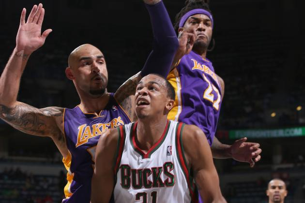 Bucks Take Down Lakers 108-105
