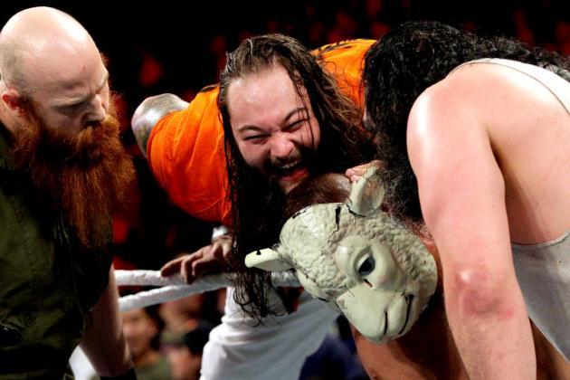 Bray Wyatt Must Facilitate a Character Change for John Cena