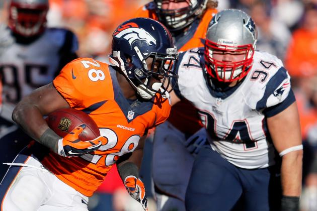 Denver Broncos: Ditching Knowshon Moreno for Montee Ball a Huge Risk