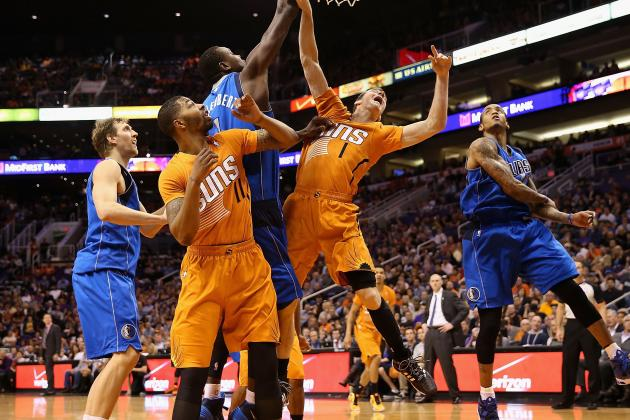 Mavs Drop 1/2 GB of Suns for 8th Seed