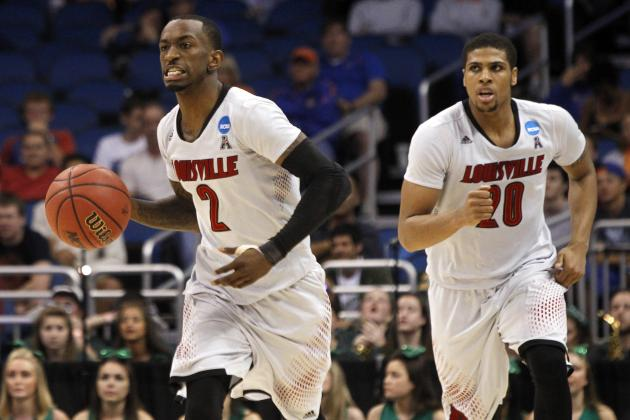 NCAA Brackets 2014: Schedule and Preview for Friday's Sweet 16 Games