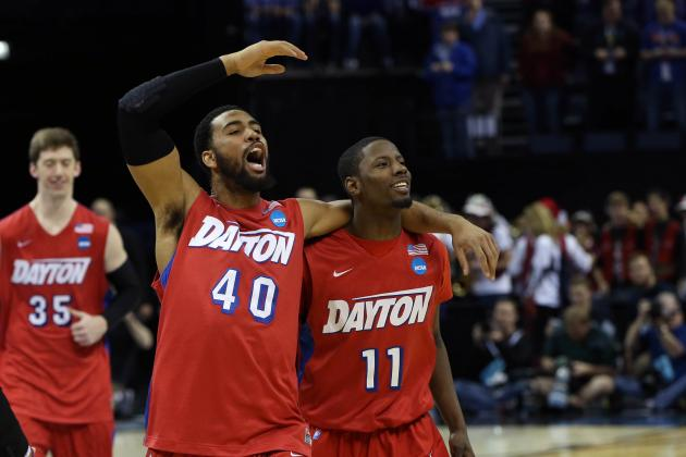 NCAA Scores: Results and Reaction for Day 1 Sweet 16 Action