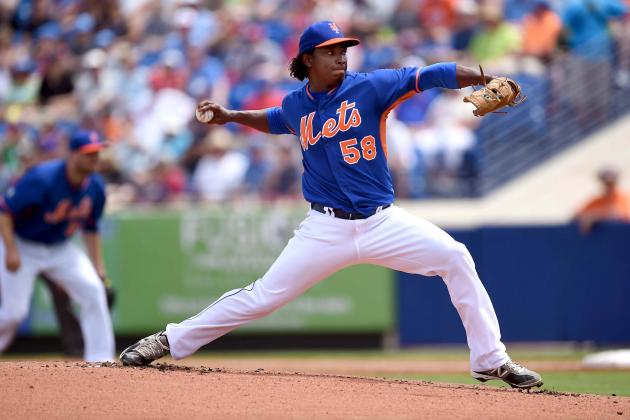 New York Mets: Dice-K Is Past His Prime, Mejia Deserves the No. 5 Spot