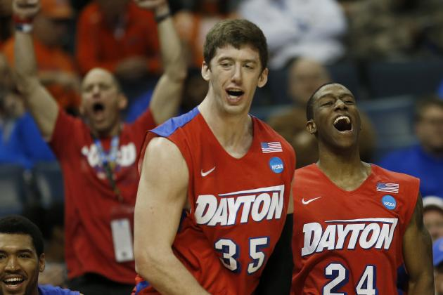 March Madness Scores: Recapping All of Thursday's Sweet 16 Action