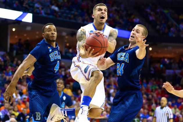 Florida vs. UCLA: Score, Twitter Reaction and More from March Madness 2014