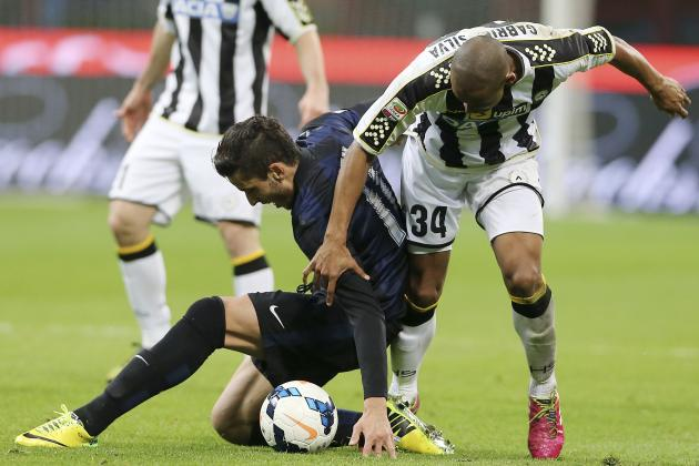 Film Focus: Reviewing Inter Milan vs. Udinese: Conservative Tactics, No Goals
