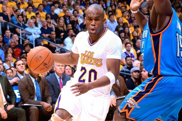 Jodie Meeks Endorses Sleeved NBA Jerseys, Wants to Wear Them More