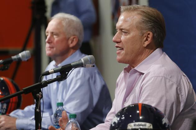 Updating Denver Broncos's Salary-Cap Situation After First Wave of Free Agency