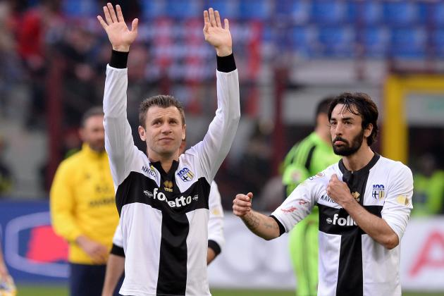 Parma Continuing to Provide Substance for the Rest of Serie A