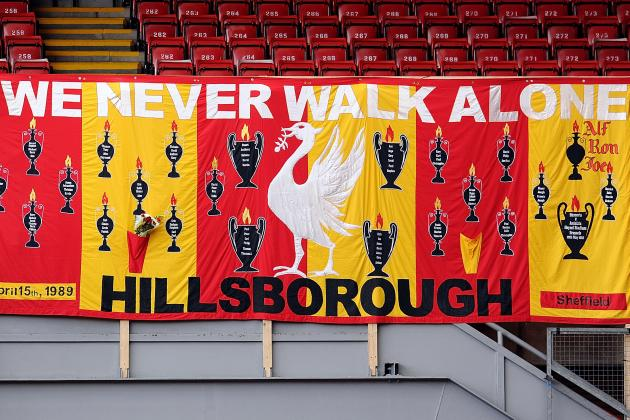 Hillsborough Inquest Identifies 13 Police Officers as Suspects