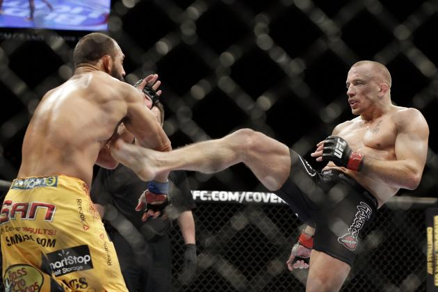 GSP vs. ACL: UFC Great Can Make Successful Return to the Cage—If He Wants to