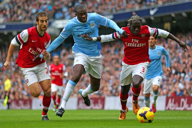 B/R Experts Predict Weekend's Big Matches: Arsenal Face Man City Fears