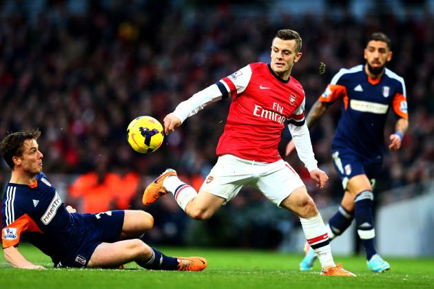 Daily Talking Point: Should Jack Wilshere Leave Arsenal to Fulfil Potential?