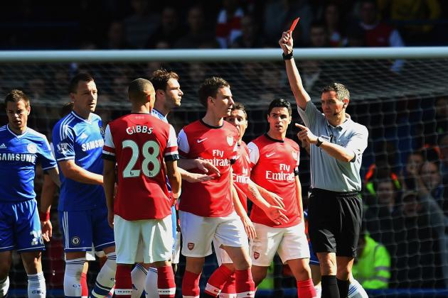 Referee Reveals He Is Keen to Put His 'Demons' Right After Red-Card