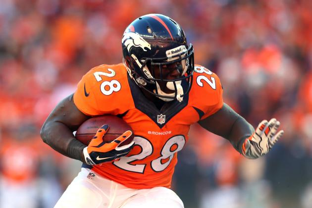 Why 2014 Should Be Montee Ball's Breakout Season for the Denver Broncos