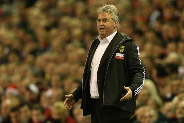 Guus Hiddink Confirmed by the Netherlands as Louis Van Gaal's Replacement