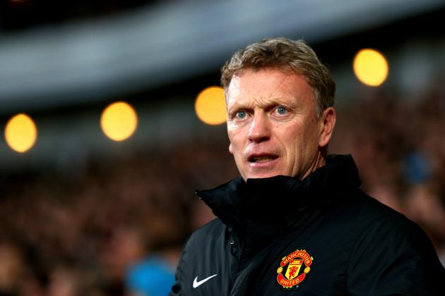 David Moyes Lacks a Winning Mentality at Manchester United
