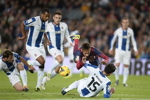 Barcelona Revel in Real Madrid Rivalry, but Espanyol Remains Most Bitter Clash