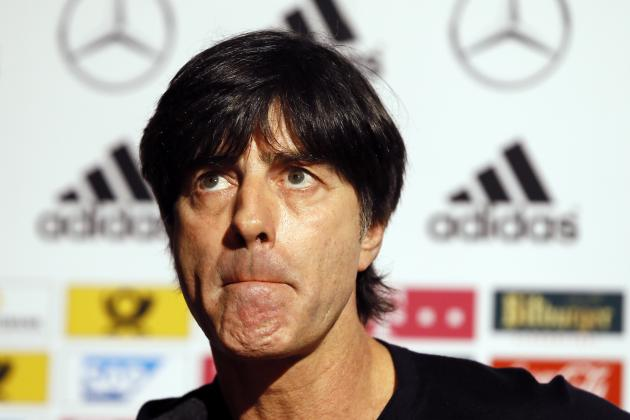 Why Joachim Loew Is Under the Most Pressure for Germany at the World Cup