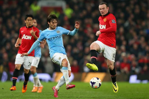 Manchester City and the Importance of the David Silva-Fernandinho Axis