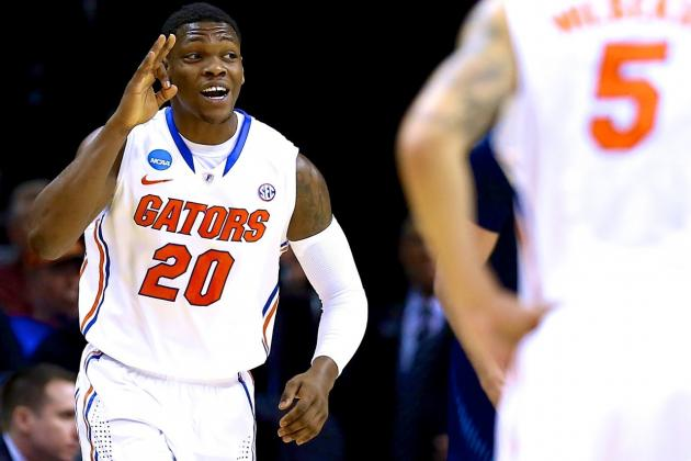 Scottie Wilbekin, Michael Frazier Lead Florida over UCLA and into Elite 8