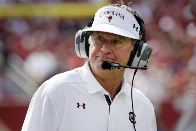 Steve Spurrier May Soon Get His Wish for Full-Cost-of-Attendance Stipends