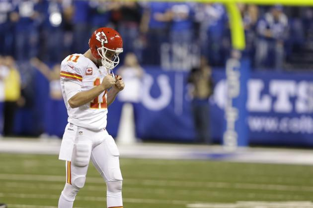 Kansas City Chiefs: Why Alex Smith Is Primed to Have a Breakout Season in 2014
