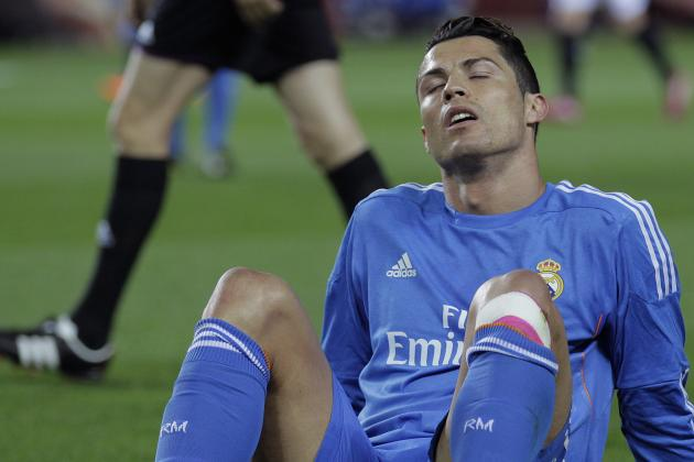 Cristiano Ronaldo Injury: Updates on Real Madrid Forward's Knee and Return
