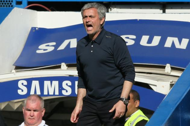 Jose Mourinho Aims New Dig at Arsene Wenger as Chelsea and Arsenal Rivalry Grows