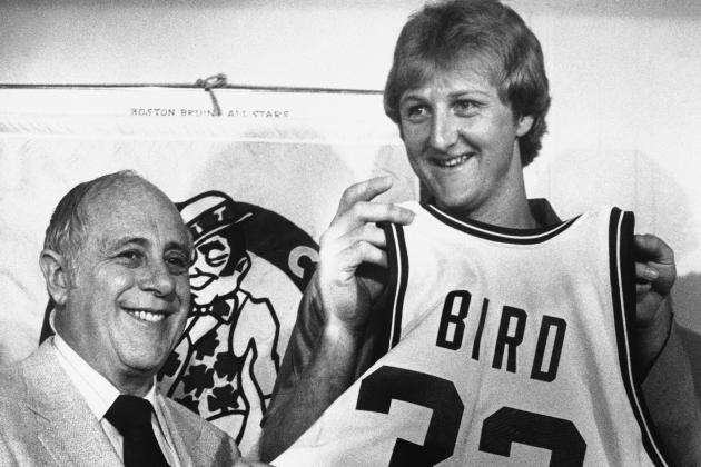 Larry Bird Reveals How Red Auerbach's Secrets Helped Him Build Indiana Pacers