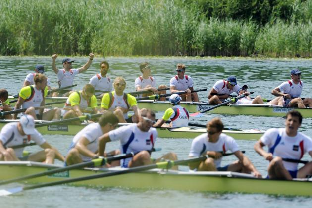Rowing World Cup 2014: Daily Results, Updated Event Schedule and More