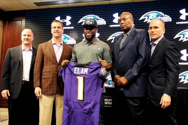 Ravens' Full Draft Order Revealed