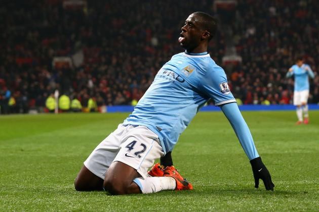 Yaya Toure Questions His FIFA 14 Rating for Shooting on Twitter
