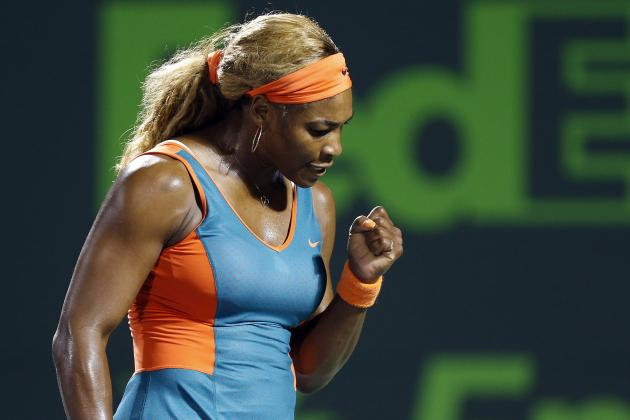 Serena Williams Will Continue Dominance of Li Na in Sony Open Final