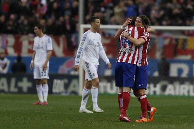 Atletico Still Going Strong, but Cristiano Ronaldo Must Step Up for Real Madrid